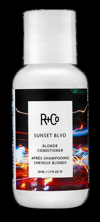 SUNSET BLVD Blonde Conditioner - Mini