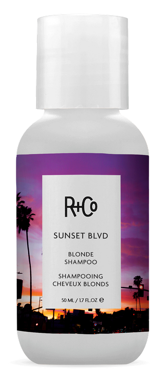 SUNSET BLVD Blonde Shampoo - Mini