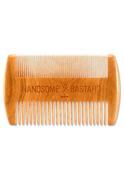 V76 Handsome Bastard Beard Comb