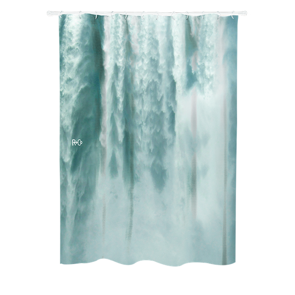 RCO WATERFALL Shower Curtain
